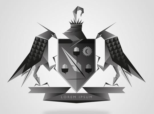 b472325341a9 A Modern Crest - Rory